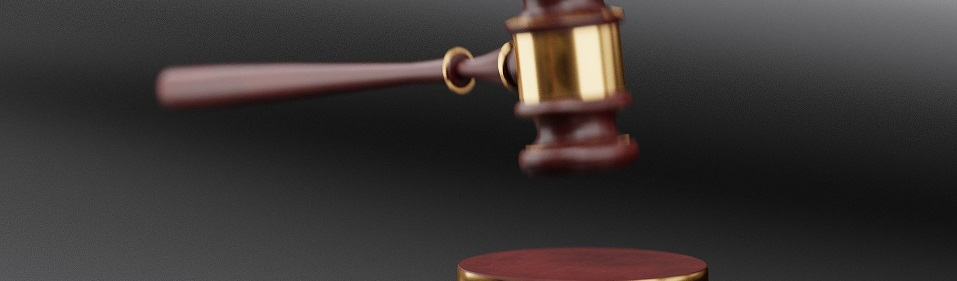 Image of a judges gavel. Captioned: Should You Buy a Home at a Trustee Sale?
