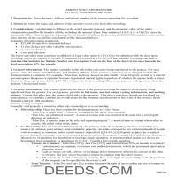 Yuma County Quit Claim Deed Condominium Guide 1