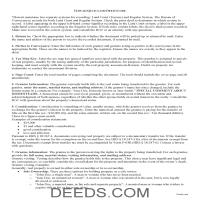 Hawaii County Quit Claim Deed Guide Page 1