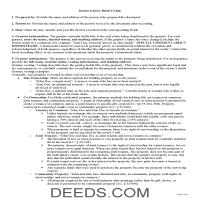 Elmore County Grant Deed Guide Page 1