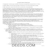 Woodford County Warranty Deed Guide Page 1