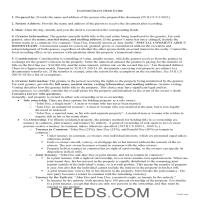 Scott County Grant Deed Guide Page 1