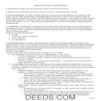 Dukes County Quit Claim Deed Guide Page 1