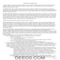 San Francisco County Grant Deed Guide Page 1