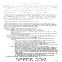 Rockingham County Grant Deed Guide Page 1