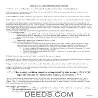 Kalkaska County Full Unconditional Waiver of Lien Guide Page 1