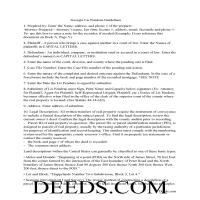 Jeff Davis County Lis Pendens Guide Page 1