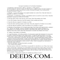 Jeff Davis County Lis Pendens Discharge Guide Page 1