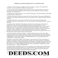 Jeff Davis County Guidelines for Release of Easement / Access Page 1