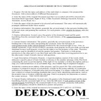 Lee County Guidelines for Release of Easement / Access Page 1