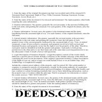 Chemung County Guidelines for Release of Easement Page 1