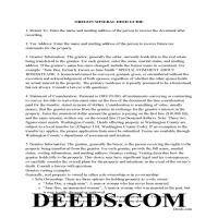 Wasco County Guidelines for Mineral Deed Page 1