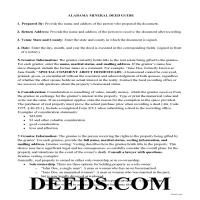 Lawrence County Guidelines for Mineral Deed Page 1