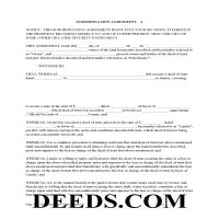 Pershing County Subordination Clauses Page 1