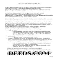 Lee County Guidelines for the Specific Power of Attorney Page 1