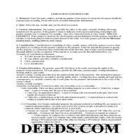 Jeff Davis County Quit Claim Deed Guide Page 1