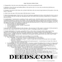 Miami County Trustee Deed Guide Page 1