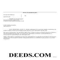Blackford County Final Lien Waiver Form Page 1