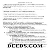 Hudson County Trustee Deed Guide Page 1