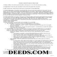Jeff Davis County Special Warranty Deed Guide Page 1