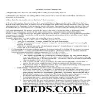 Jeff Davis County Trustee Deed Guide Page 1