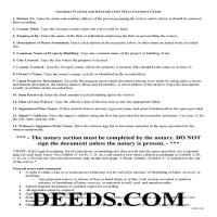 Jeff Davis County Final Lien Waiver and Release Guide Page 1