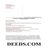 Jeff Davis County Completed Example of the Final Lien Waiver and Release Document Page 1