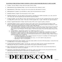 Scott County Mechanics Lien Subcontractor Guide Page 1