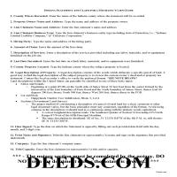Marion County Mechanics Lien Guide Page 1