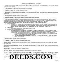 Blackford County Final Lien Waiver Guide Page 1