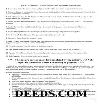 Mills County Unconditional Waiver on Partial Payment Guide Page 1