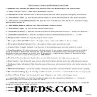 Fulton County Mechanics Lien Guide Page 1