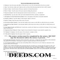 Ballard County Discharge of Lien Guide Page 1