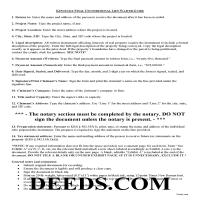 Montgomery County Final Unconditional Lien Waiver Guide Page 1