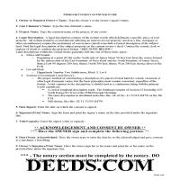 New Madrid County Consent of Owner Guide Page 1