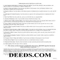 Harrison County Lien Release Guide Page 1
