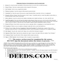 Grant County Partial Unconditonal Lien Waiver Guide Page 1