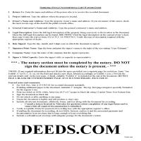 Grant County Final Unconditional Lien Waiver Guide Page 1