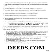 Henderson County Unconditional Lien Waiver on Final Payment Guide Page 1