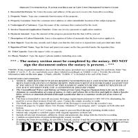 Curry County Unconditional Lien Waiver of Progress Payment Guide Page 1