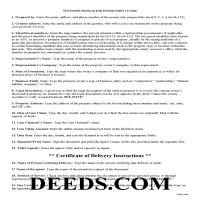 Union County Demand for Enforcement Guide Page 1