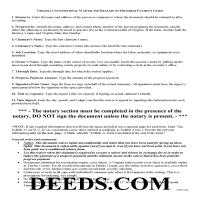 Dinwiddie County Unconditional Lien Waiver on Partial Payment Guide Page 1