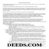 Waupaca County Gift Deed Guide Page 1