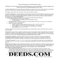 Florence County Transfer on Death Deed Guide Page 1