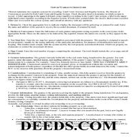 Hawaii County Warranty Deed Guide Page 1