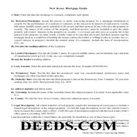 Essex County Mortgage Guidelines Page 1